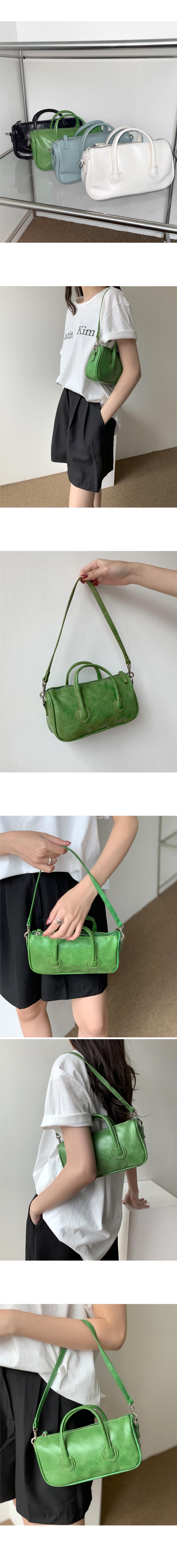 Seren Mini Baguette School Shoulder Bag