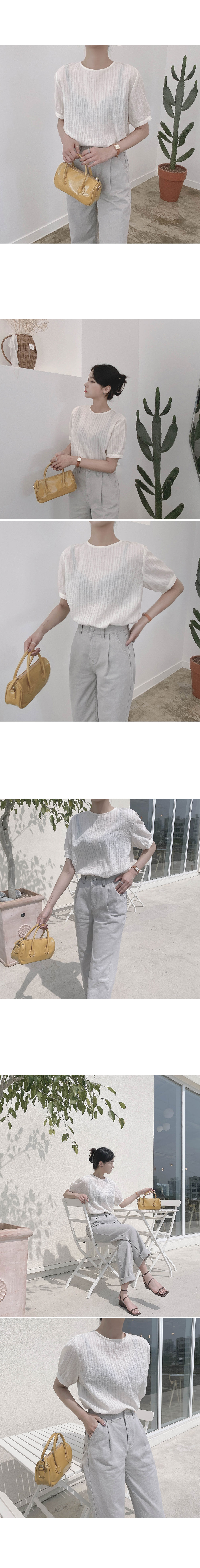 Glossy Tote & Cross Bag