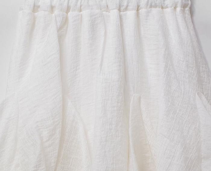 Tyree Banding Pants Skirt