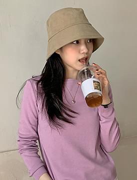 Modern Cotton Down Bucket Hat