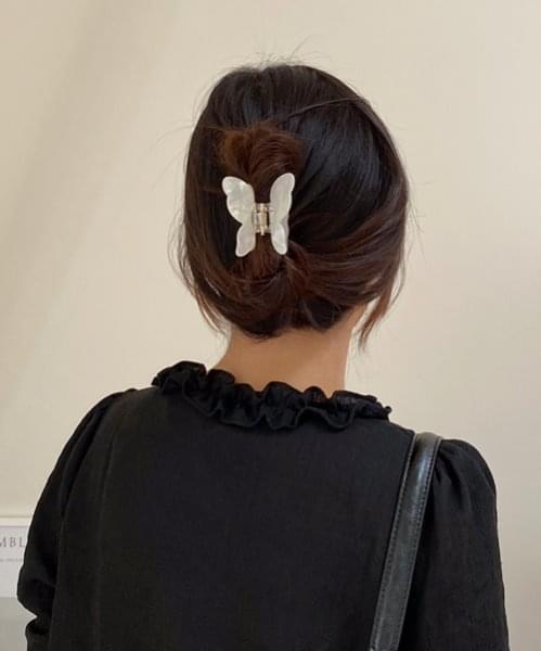 twinkle butterfly hair pin
