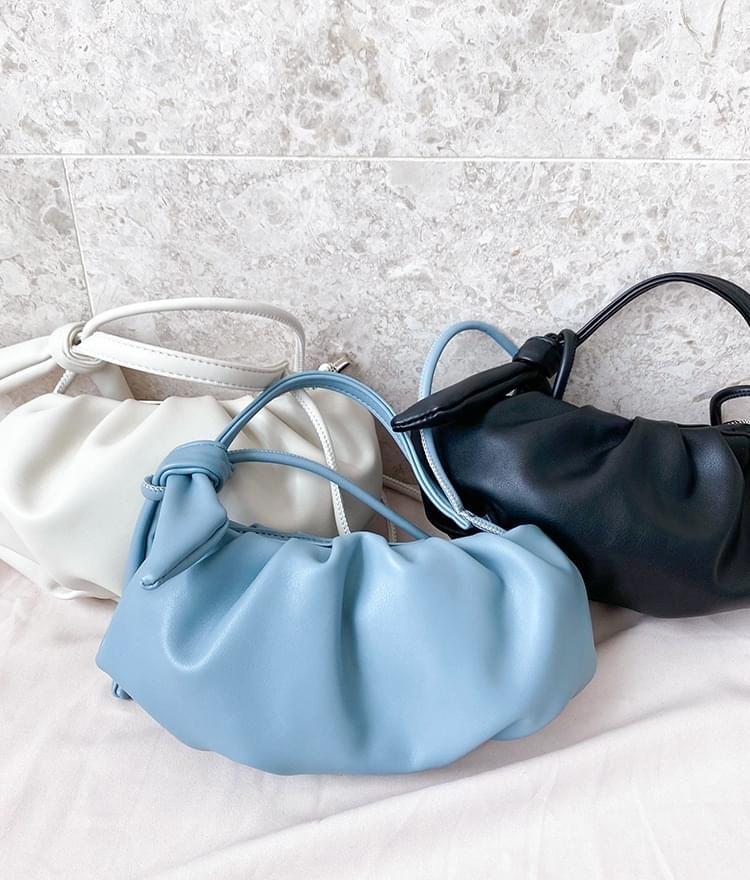dumpling ribbon bag