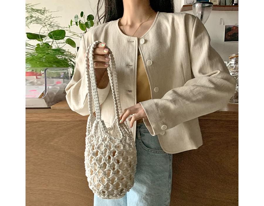 Market Net Shoulder Bag