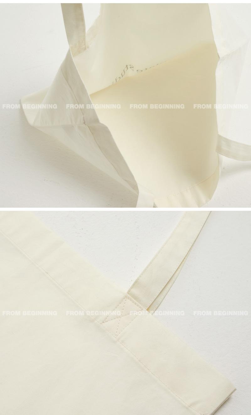 Studio Cotton Lettering Eco Bag