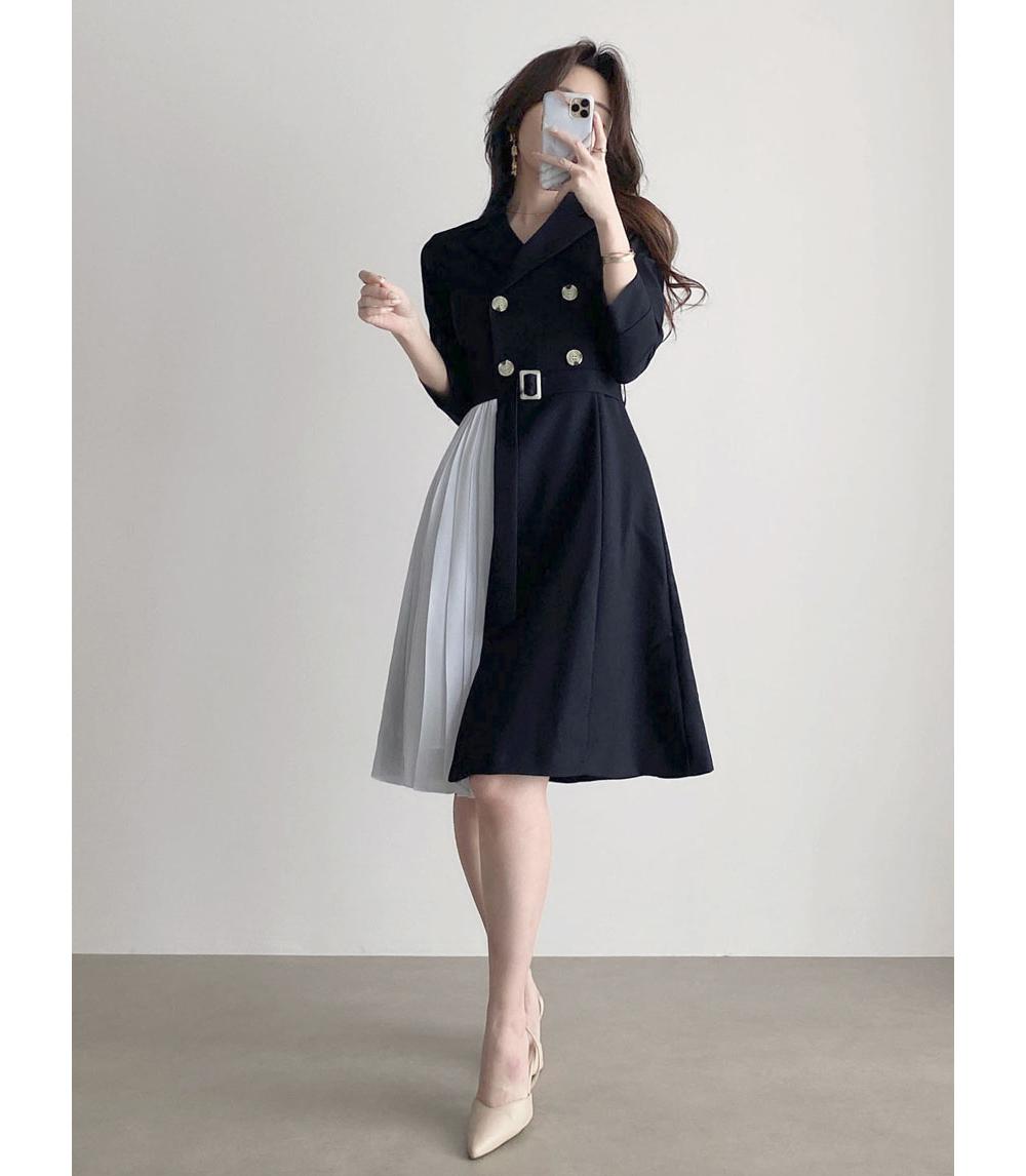 코트 모델 착용 이미지-S1L15