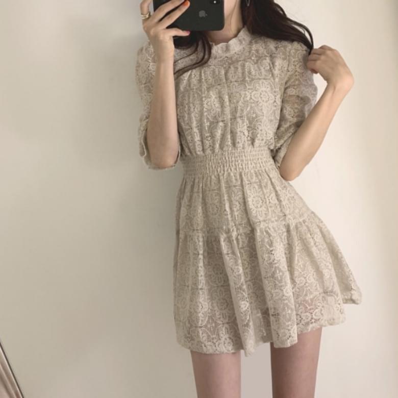 迷你短洋裝