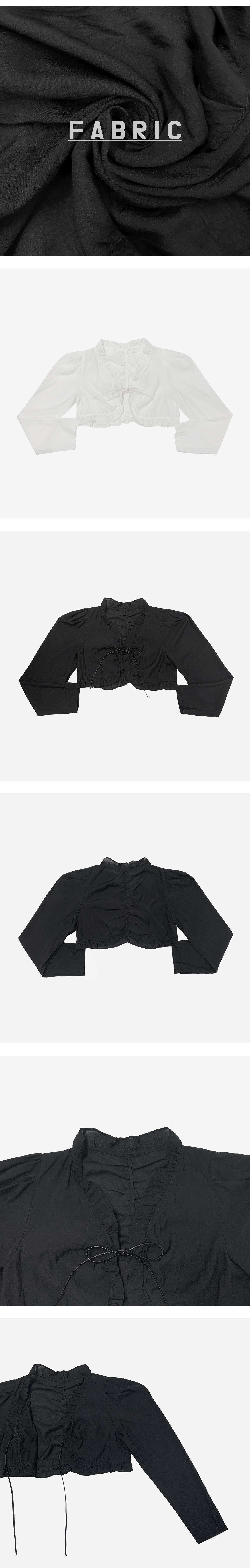 Fleet Sleeveless Chiffon Cardigan Set