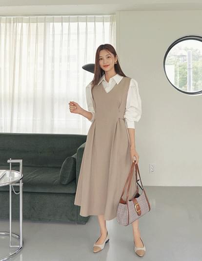 Erica Bustier Dress