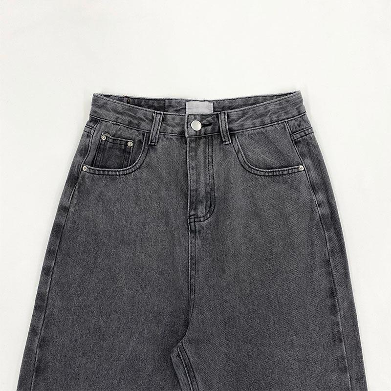 dp1890 Flow Gray Denim Pants
