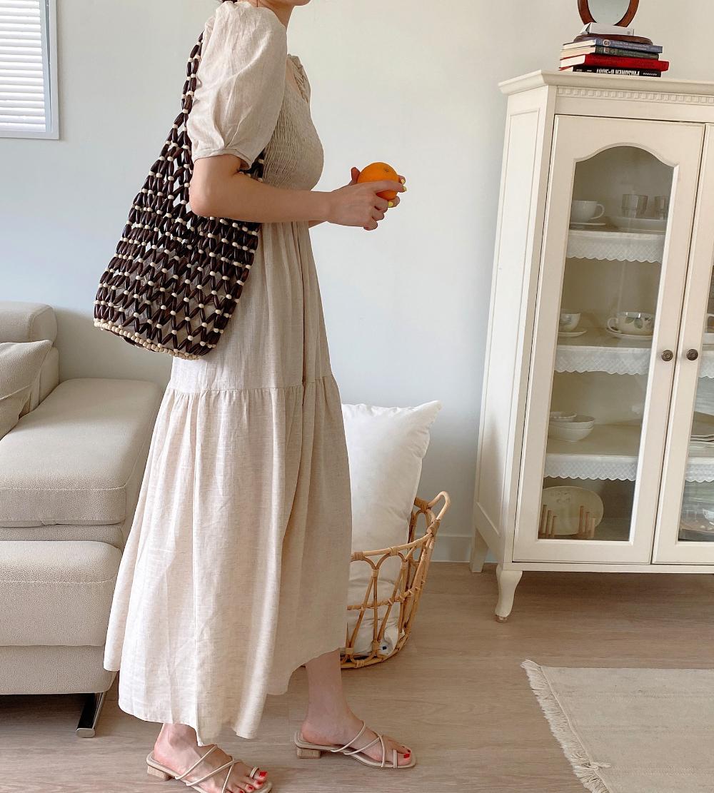 드레스 모델 착용 이미지-S1L29