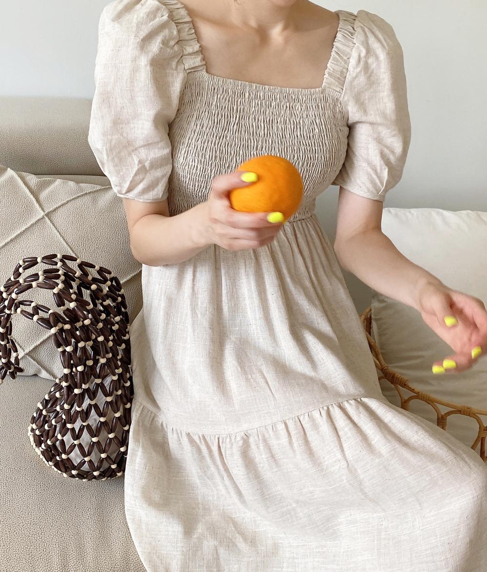 드레스 모델 착용 이미지-S1L45