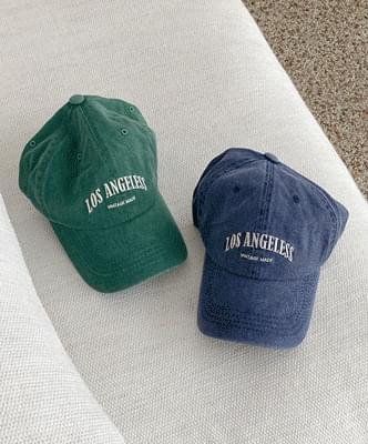 cucumber embroidered ball cap
