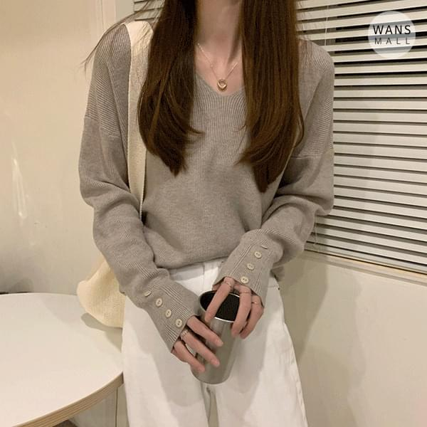 kn5646 William Long Sleeve Knitwear (Delayed delivery)