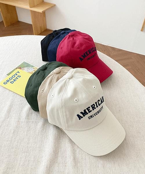 American Ball Cap - 6color