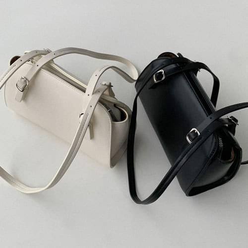 Round Mini Shoulder Buckle Bag