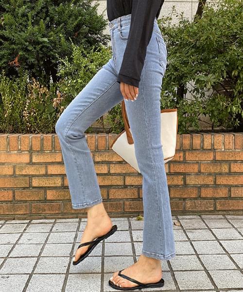 Wish Underband Semi Flared Jeans