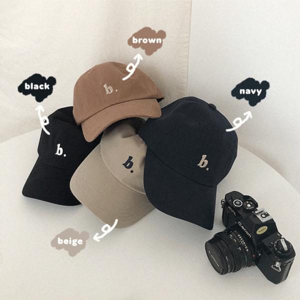 casual b ball cap