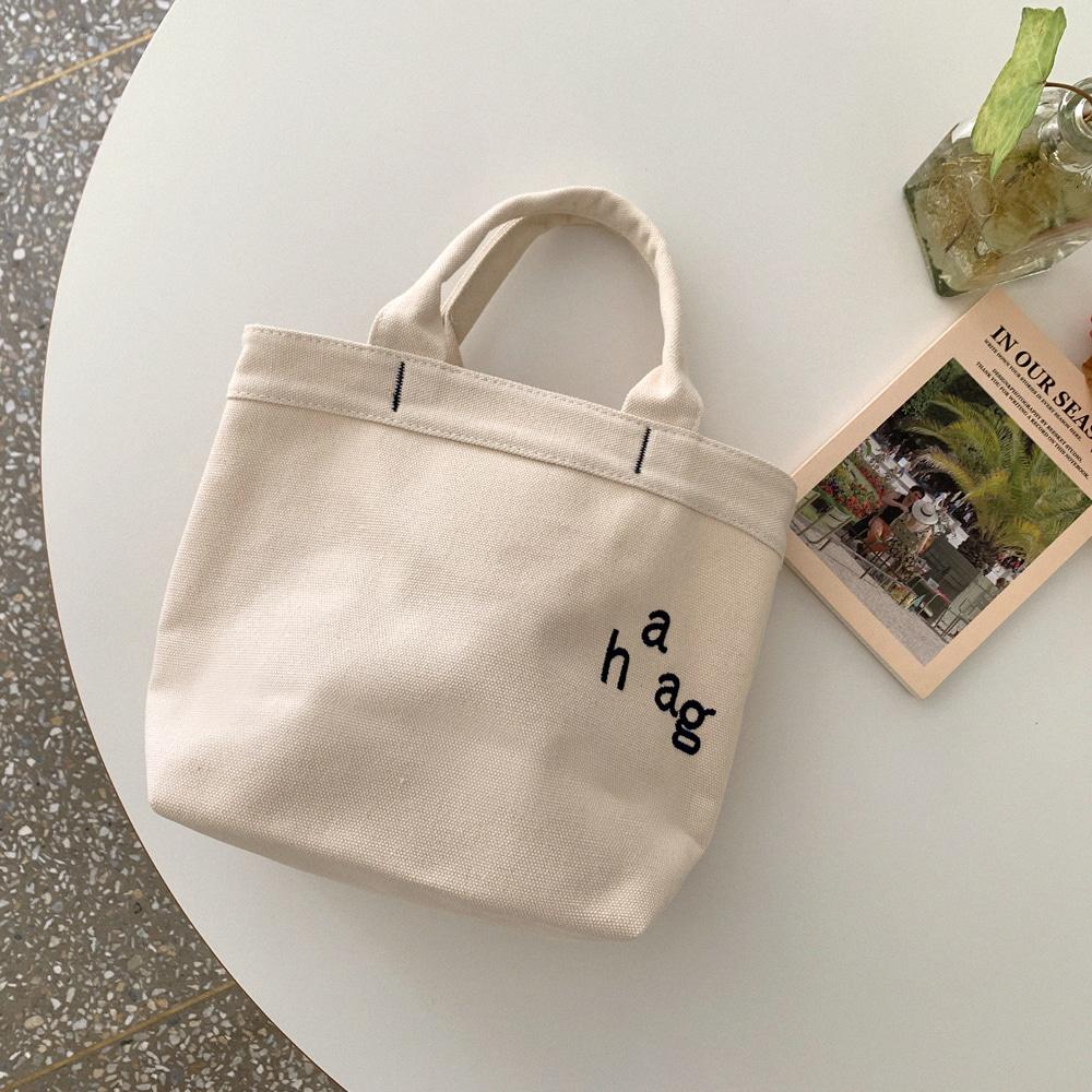 The Hague Cotton Tote Bag