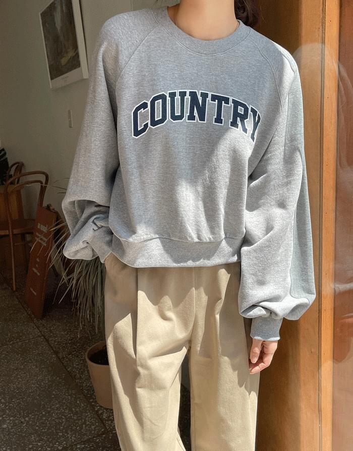 Country Mini Sweatshirt