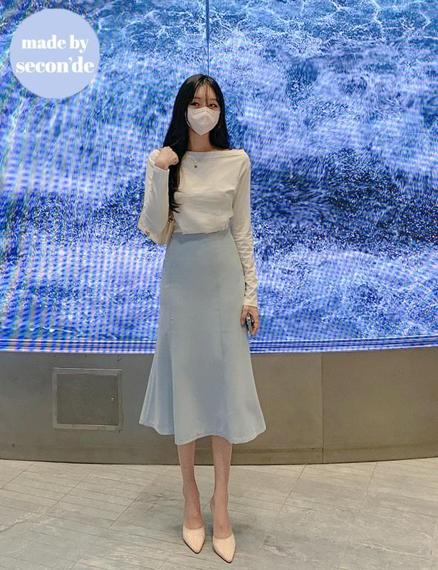 Breezemermaid skirt