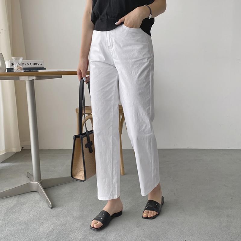 Plezhin pants cream l