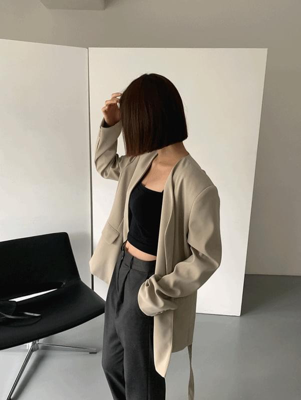 Awesome No-collar Jacket