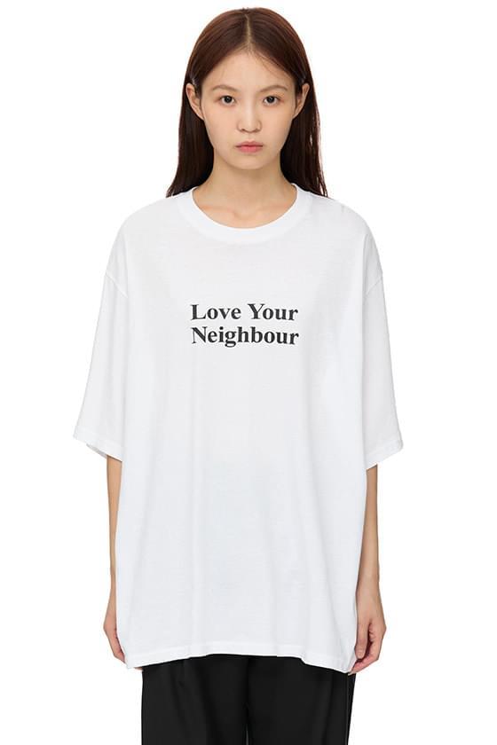 love your print T-shirt