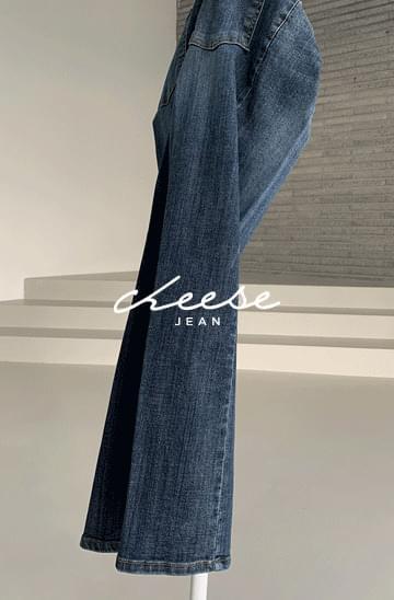 Cheese jean(ver.탑시크릿/슬림스트레이트)