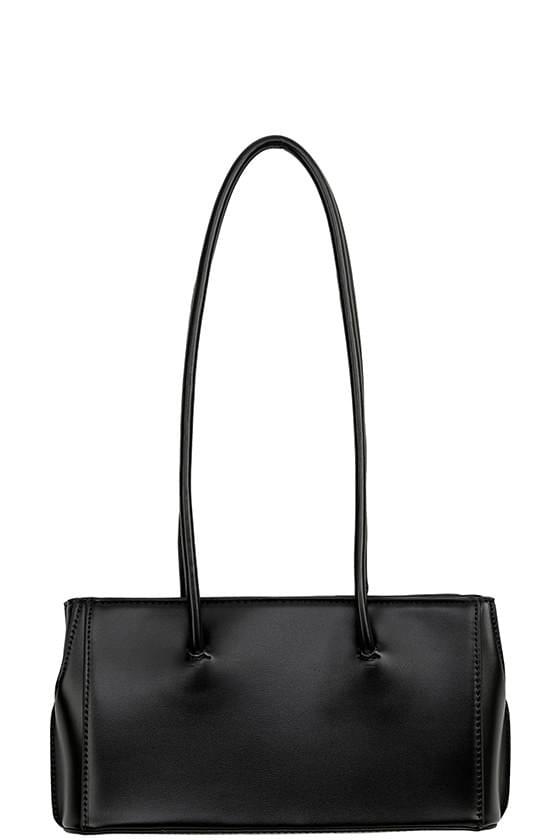 smooth simple tote bag