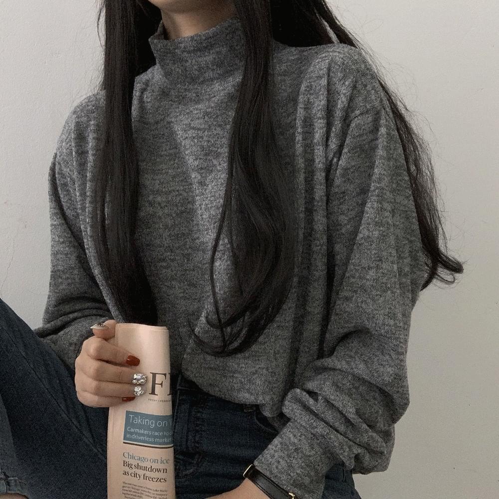 Charlene Fit Turtleneck Knitwear