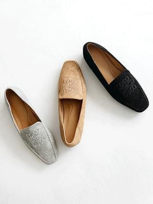 Loafers with good cushioning 1cm