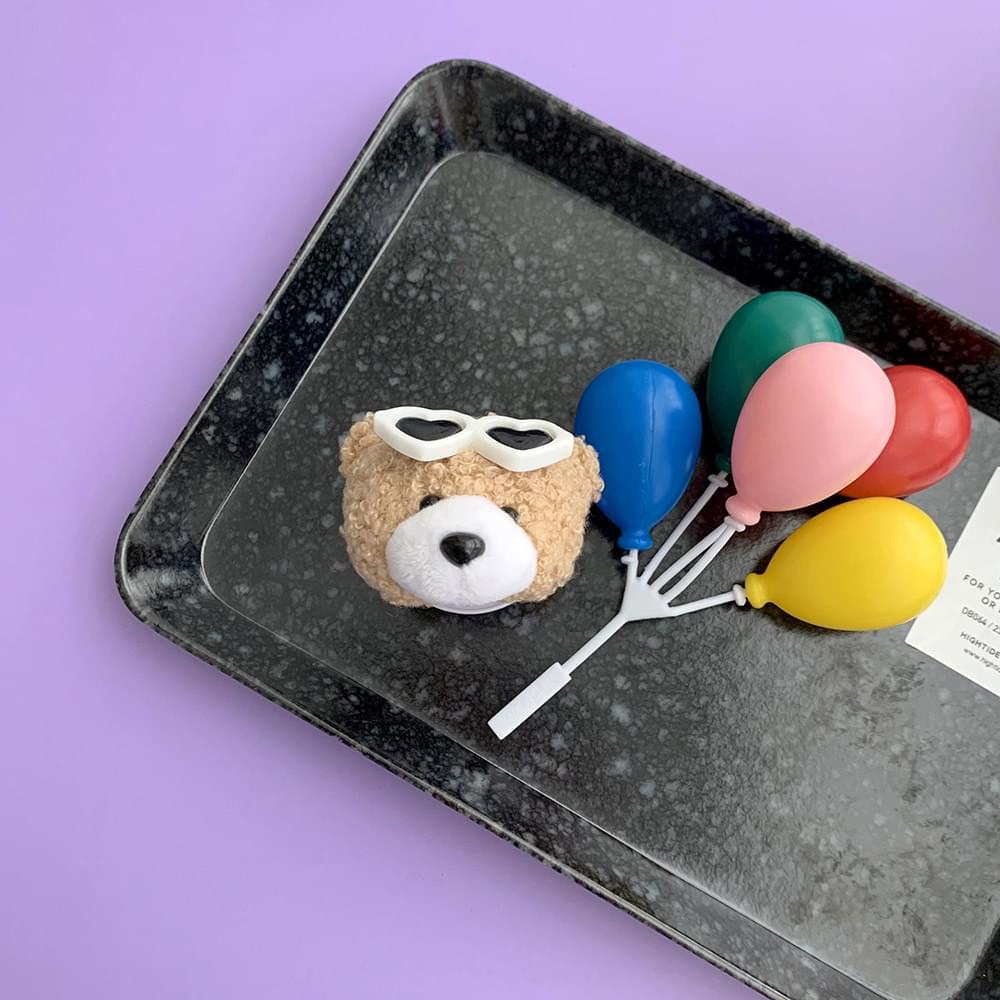 Hip Heart Sungri Teddy Bear Grip Tok