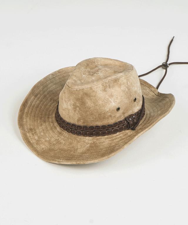 Returning Western Cowboy Hat