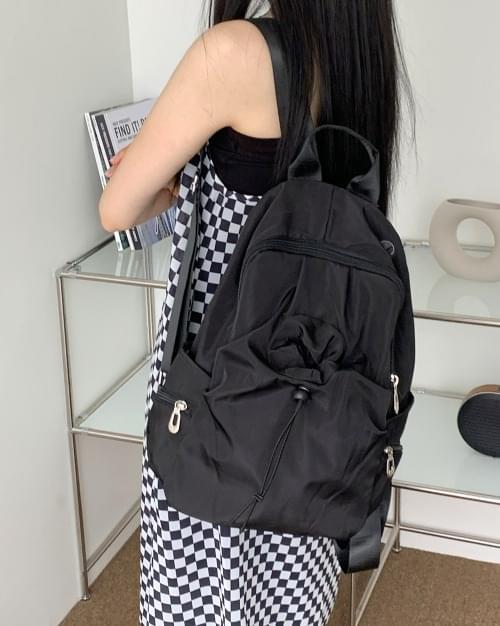 Madeleine Tumbler Nylon Daily Backpack