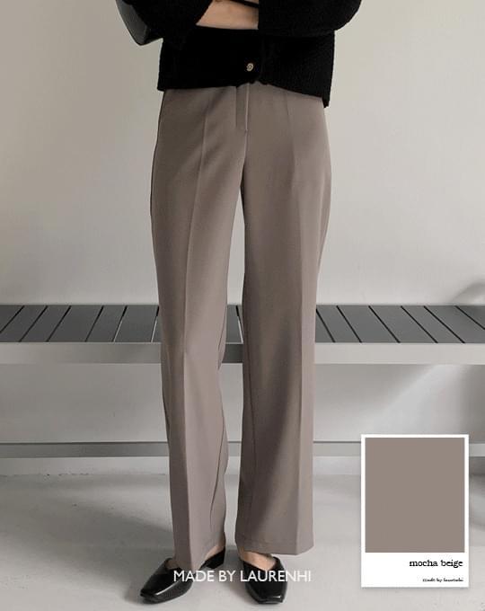 Sense Slacks Pants - 3 color