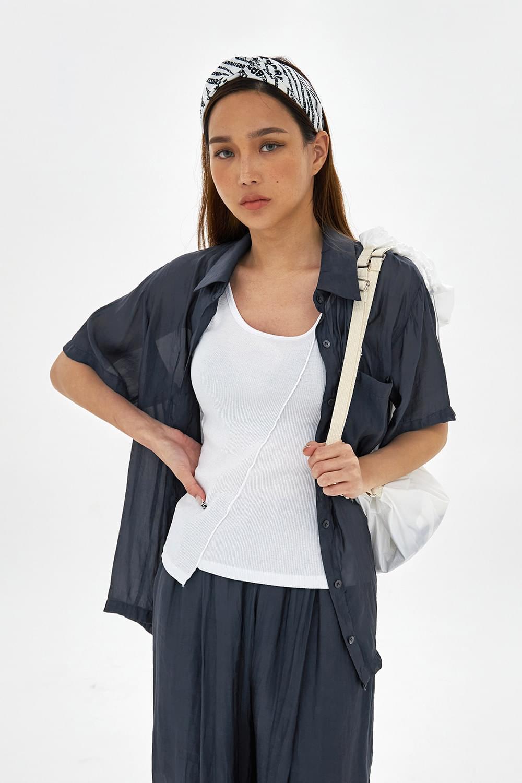 Shine Half Shirt 襯衫