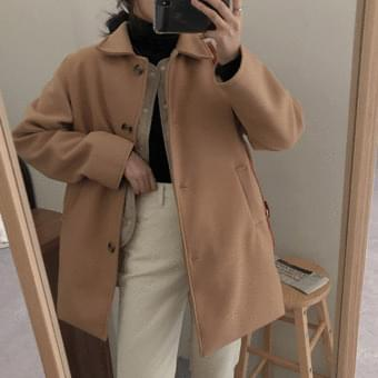 Buddy, Basic Quilted Half Coat