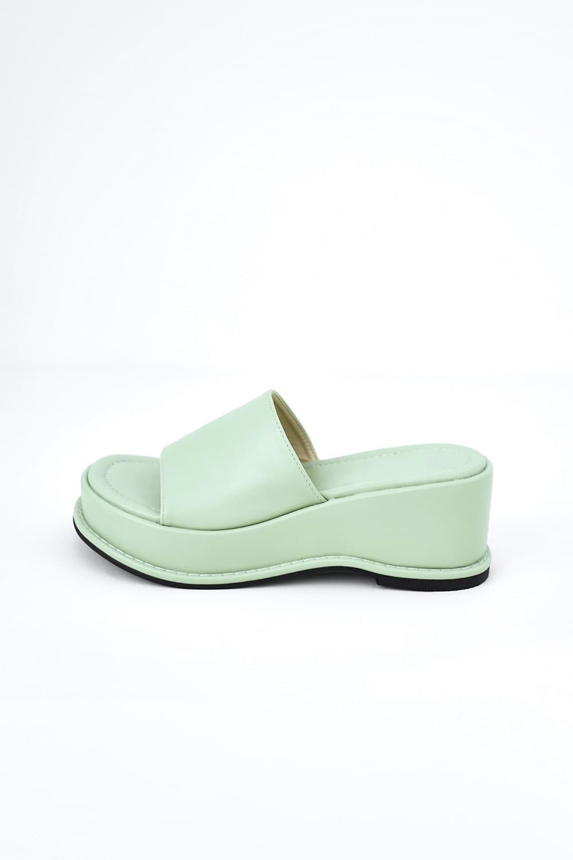 platform basic slippers