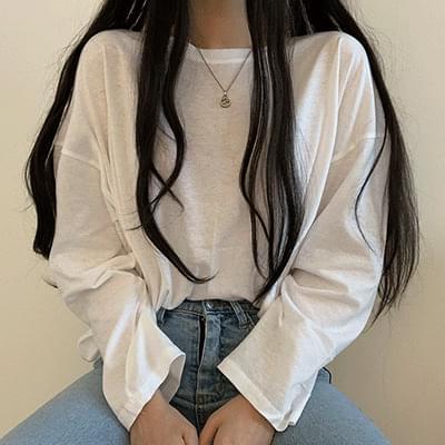 Daily Basic Long Sleeve T-shirt