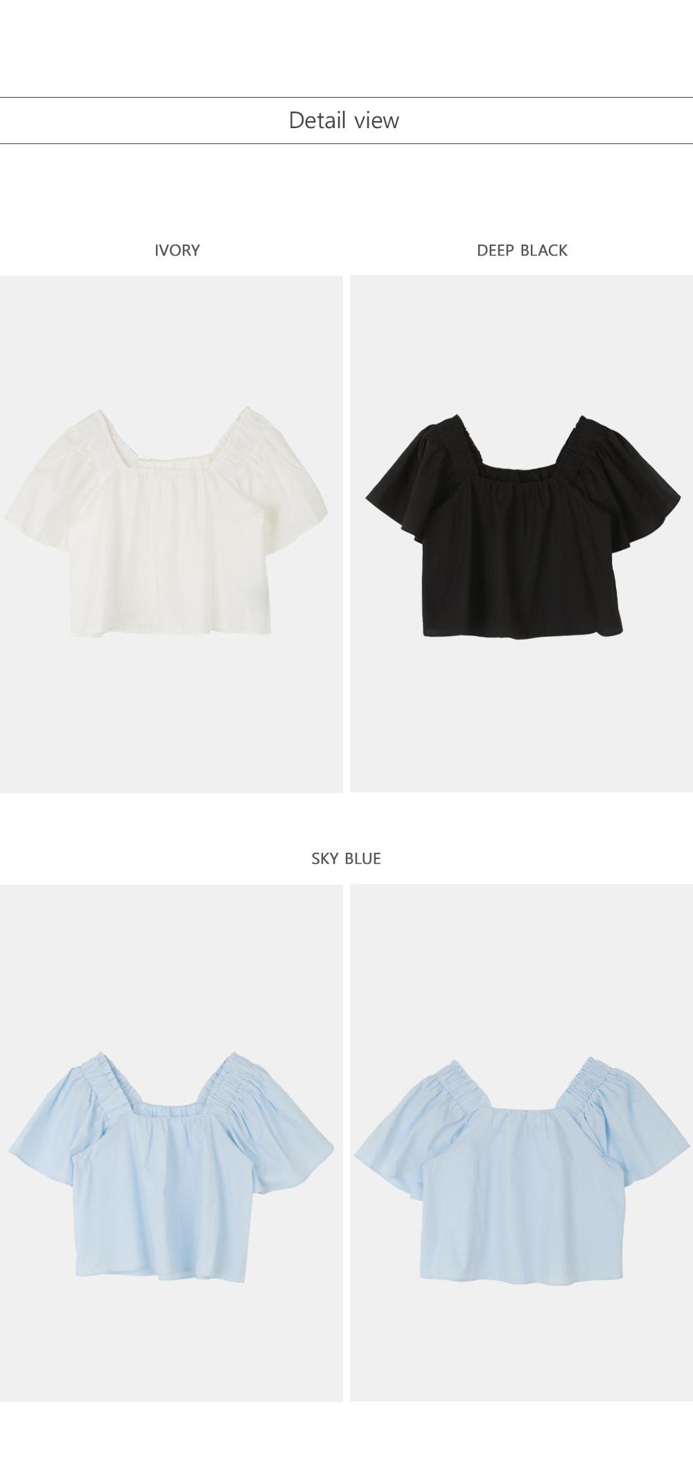winning ruffle blouse