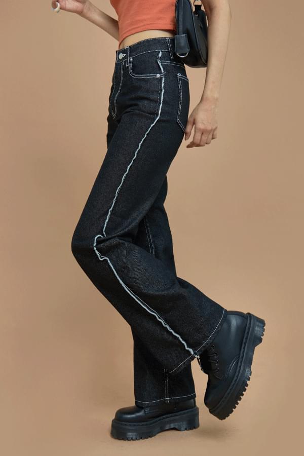 Park Side Deck Denim Pants