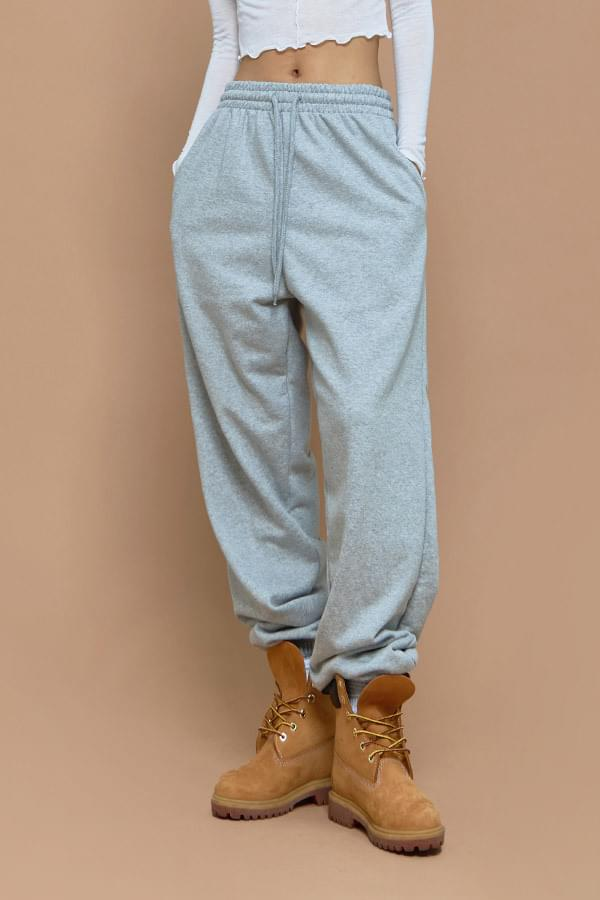 Hey You Wide Jogger Pants