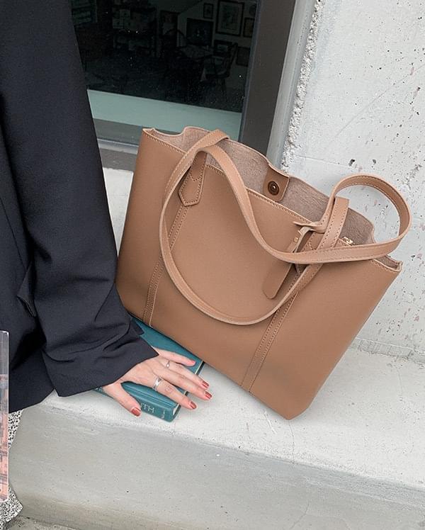 Ali leather shoulder bag