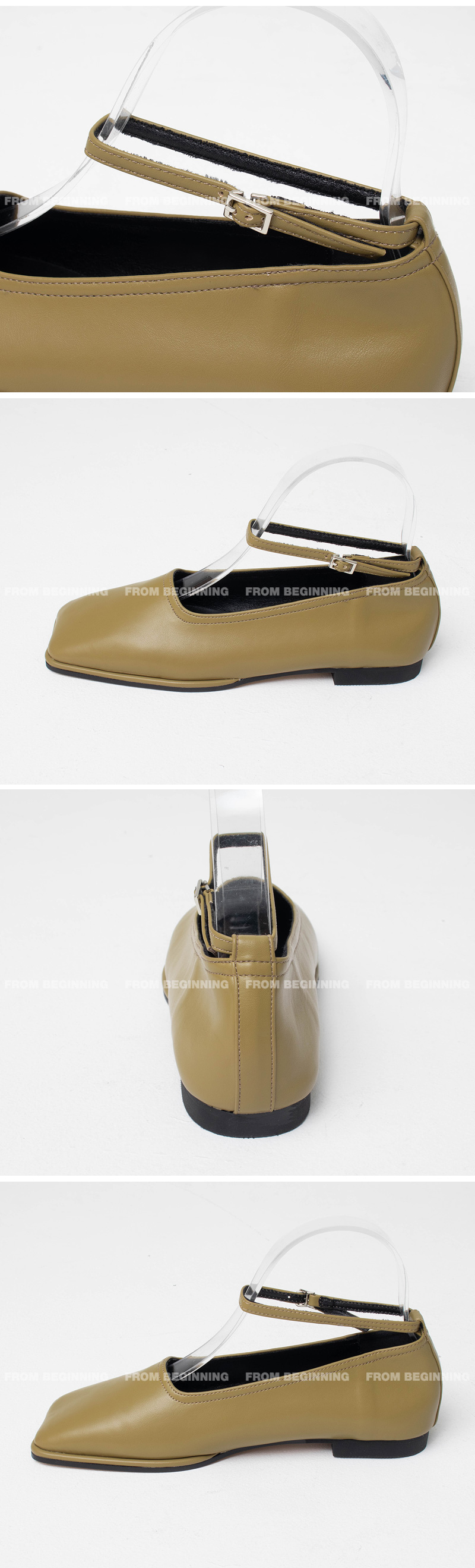 ankle mary jane flat shoes