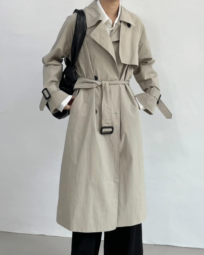 Leon Standard Trench Coat