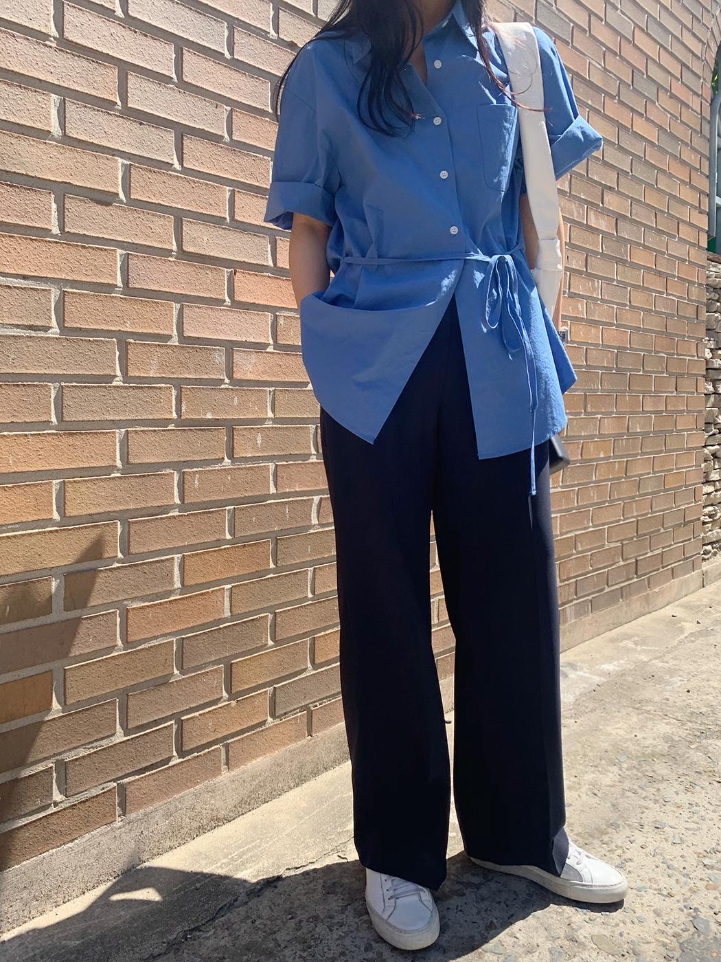 GENTLE dressy SLACKSver. Summer Chalang Wide