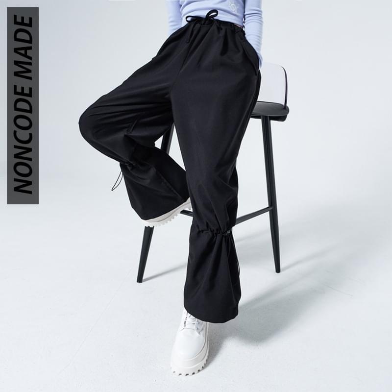 Wacker String Wide Pants