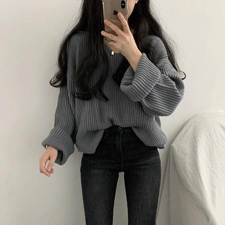 Daisy V-Neck Knitwear