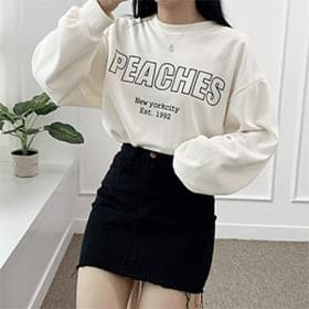 Essential Collection Lettering Sweatshirt Collection