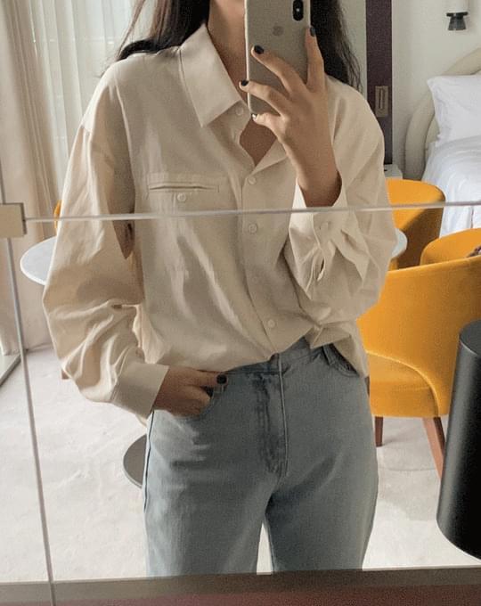 Eshu Rayon Pocket Shirt - 3 color
